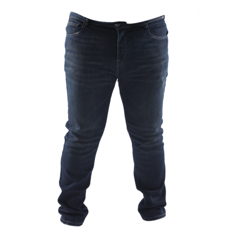 Jean Arpy denim Wash : deep blue